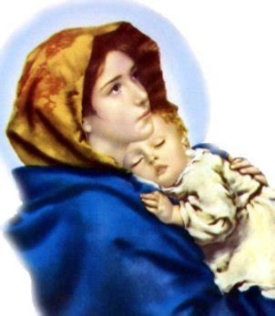 biography of mother mary of jesus oiralinde beautiful prayers
