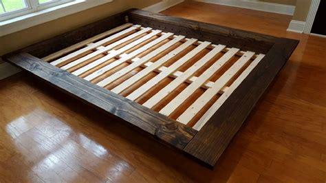 enhance  dream    amazing floating bed frame