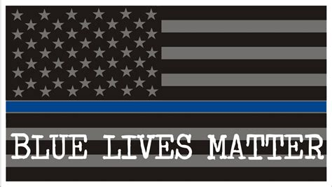 blue lives matter in the line of duty books thin blue line blue lives matter reflective u s flag decal