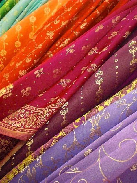 beautiful fabrics beautiful indian sari fabric color me beautiful pinterest