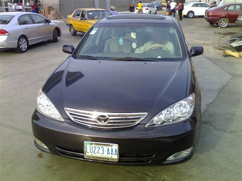 Toyota Camry For Sale 2005 Registered Toyota Camry 2005 Model Price N900k Autos