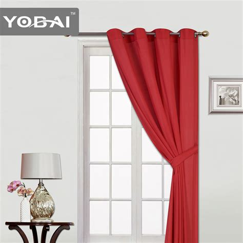 low priced curtains wholesale low price ready made blackout window curtain for