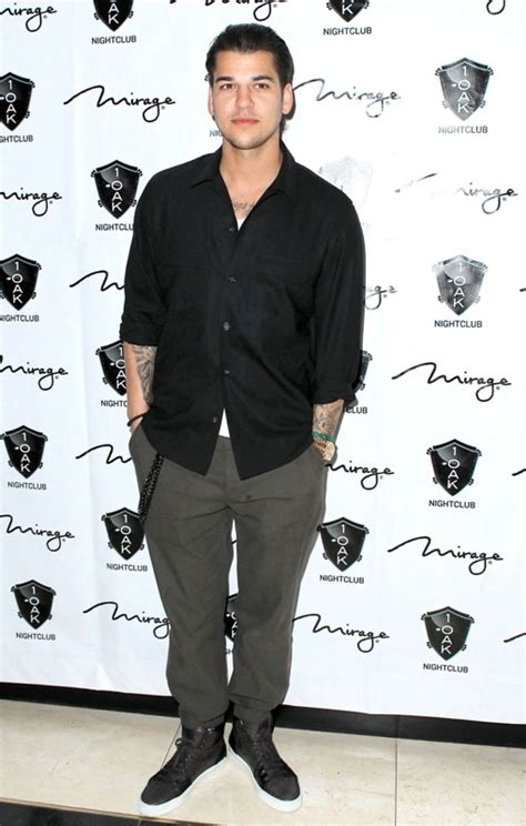 rob height rob measurements height and weight