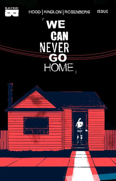 ashcan press we can never go home 1 3rd printing