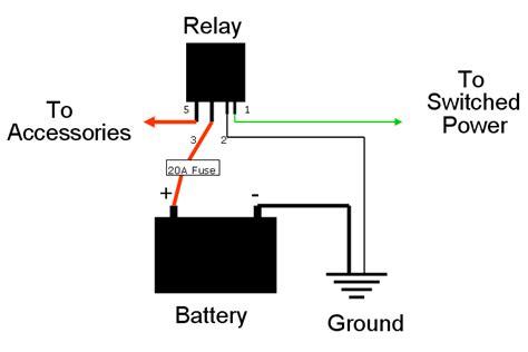 cb radio power wiring ford  forum community