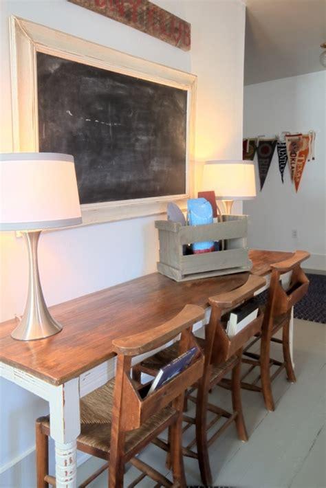 homework desk ideas best 25 homework station ideas on pinterest kids