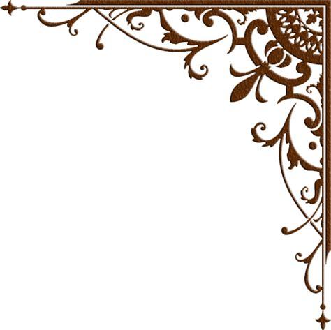 corner decoration decorative page corners