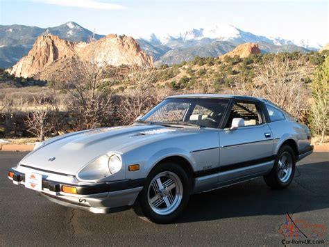 1983 datsun 280zx turbo 1983 datsun 280zx turbo one owner low mileage