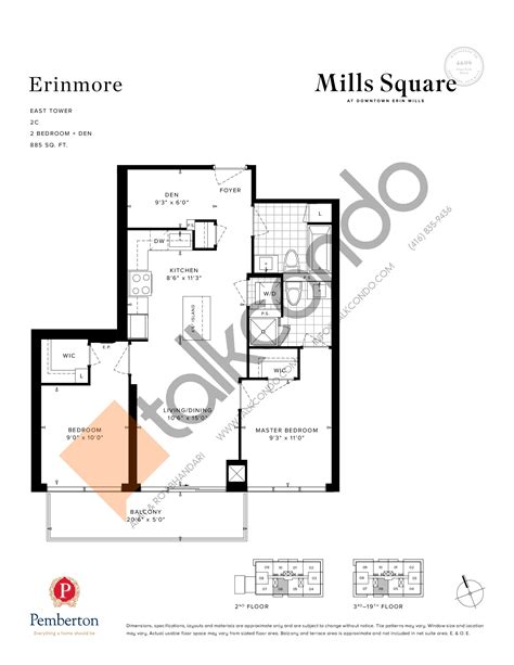 vaughan mills floor plan vaughan mills floor plan transit city condos east tower