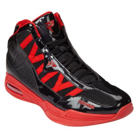 protege basketball shoes wing shoes protege s seven athletic shoe black