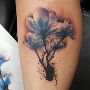 watercolor tattoo dallas best watercolor artists prices top 50 flower owl