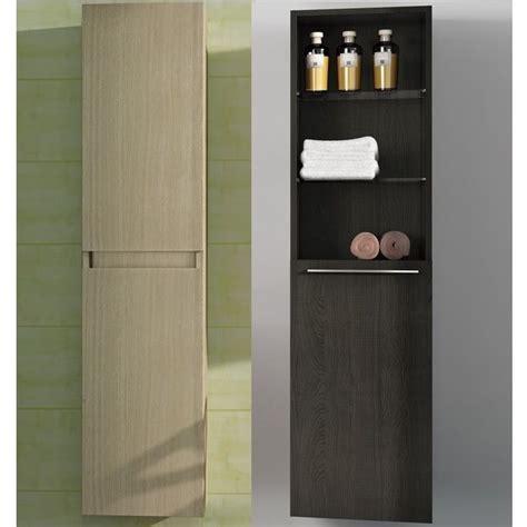 mobile colonna per bagno colonna da bagno di diverse misure con due colori e doppia