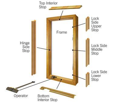 Wood Casement   Andersen Windows & Doors