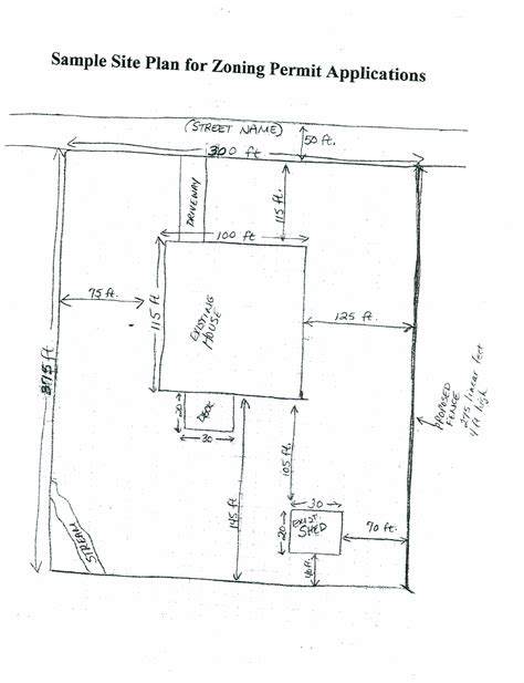 building site plan house site plan exle pictures to pin on