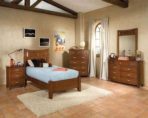 standard furniture platform bedroom set village craft st