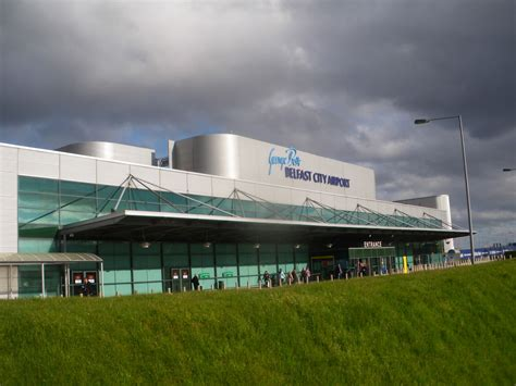 george best city the george best city airport in belfast northern ireland