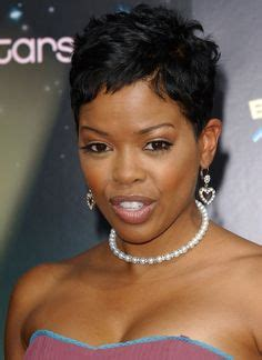 Short Hair Styles Worn By Malinda Williams | short hair cuts i love on pinterest malinda williams