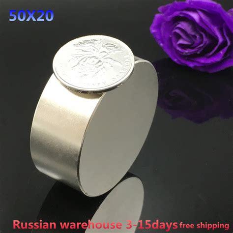 alert gallium is a metal 1pcs n35 neodymium magnet 50x20 mm gallium metal strong magnet 50 20 neodimio magnet