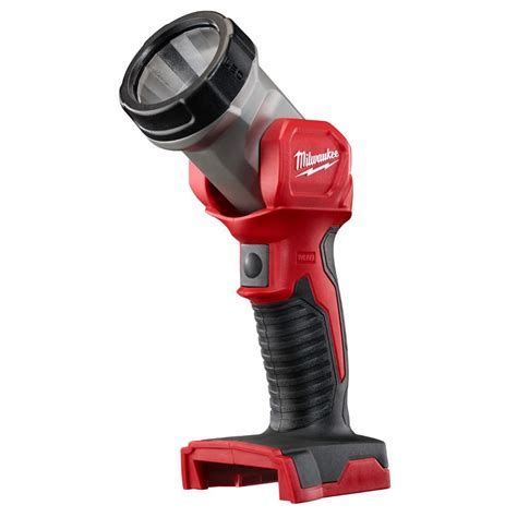 milwaukee light milwaukee tool m18 led work light the home depot canada