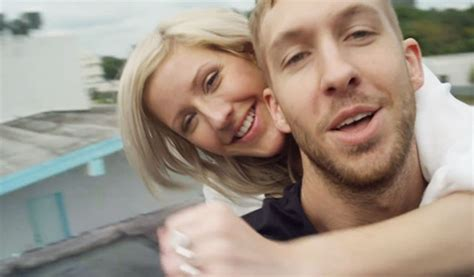 Imagenes I Need Your Love   new video calvin harris ft ellie goulding quot outside quot