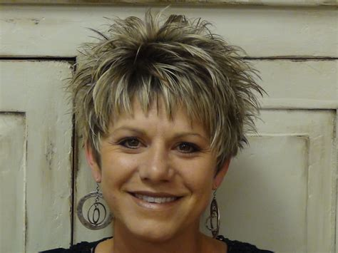 spikey hairstyles for women over 45 with fat face pictures of short spiky haircuts 84 with pictures of short