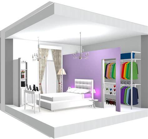 camere con cabina armadio prospettiva con cabina armadio abitabile
