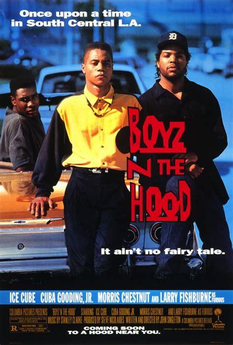 boyz   hood  poster imp awards