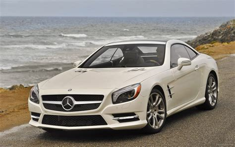 2012 Mercedes Sl550 by Mercedes Sl550 2013 Widescreen Car Wallpaper