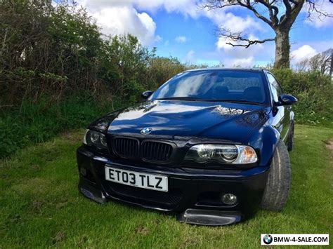 Bmw 2003 For Sale by 2003 Coupe M3 For Sale In United Kingdom