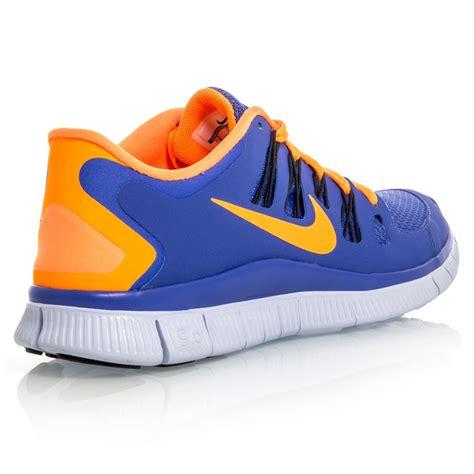 orange womens nike shoes nike free 5 0 womens running shoes blue orange