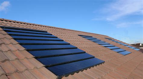 living roof solar system solar panels on tile roof solar roofing solar roof