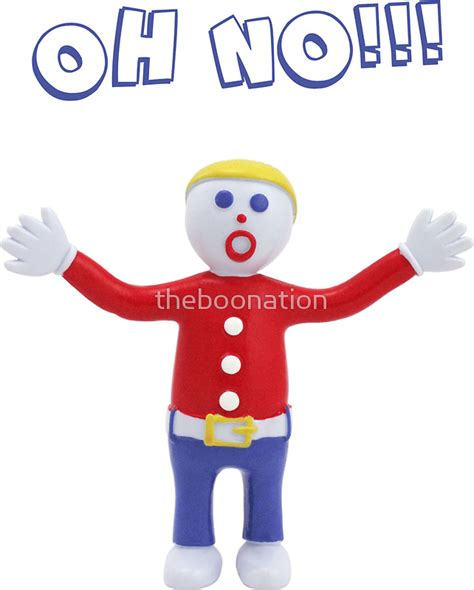 Vinyl Wall Art Stickers quot mr bill quot stickers by theboonation redbubble