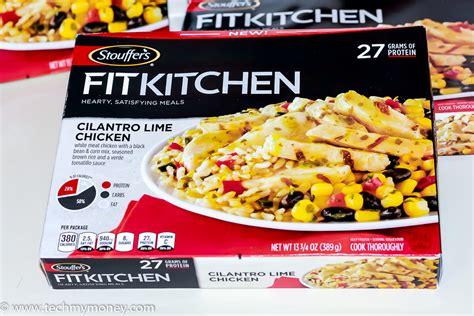 stouffer s 174 fit kitchen cilantro lime chicken