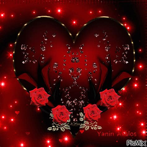 imagenes bonitas de buenas noches gif gratis gifs de corazones im 225 genes de corazones de amor con