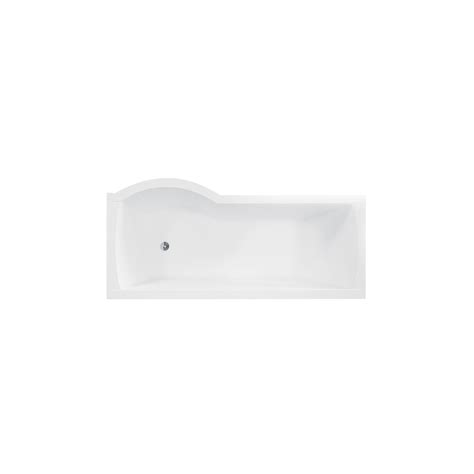 baignoire 160 cm baignoire inspiro 150 160 170 cm x 70 cm avec pare