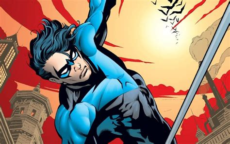 Dc Comics Nightwing 23 August 2017 warner bros has no chill announces live nightwing