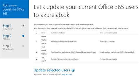 Office 365 Portal External Deploying An Exchange 2013 Hybrid Lab Environment In