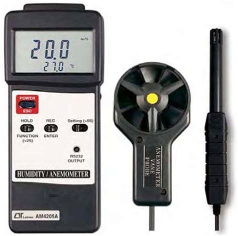 Lm 8102 5 In 1 Meter Anemometer Humidity Light Sound Temp Meter anemometer