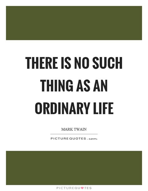 There Is No Such Thing As Detoxing by There Is No Such Thing As An Ordinary Picture Quotes
