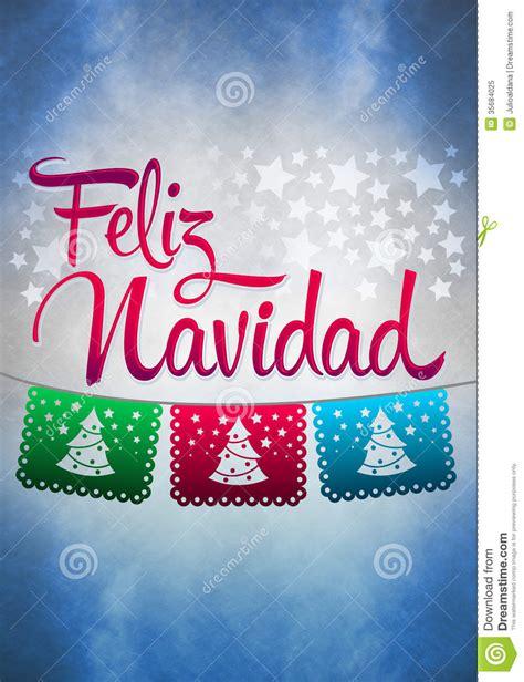 feliz navidad stock illustration illustration  card