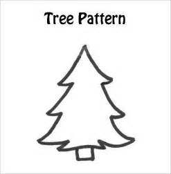 Free Tree Templates Collections Of Christmas Tree Cut Out Template Cheap