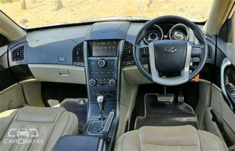 interior innova mahindra xuv500 vs toyota innova crysta automatic