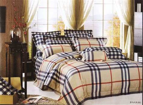burberry quality bedding set mad about plaid pinterest