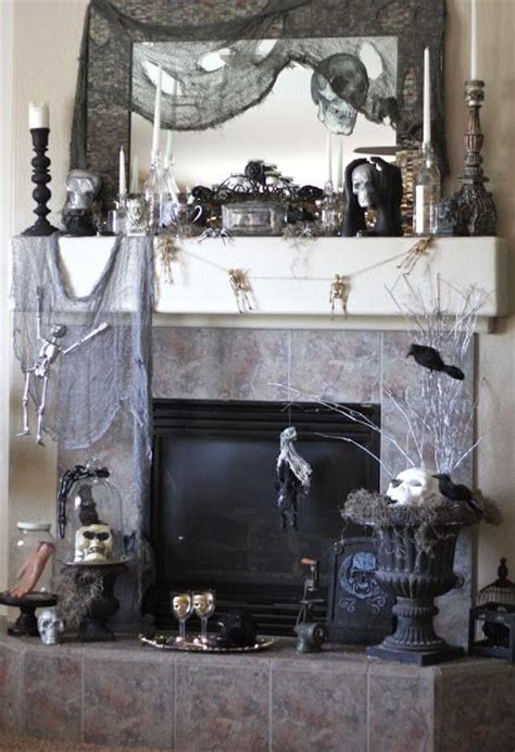 decor and fireplaces on