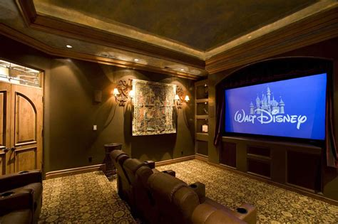 movie theater decor for the home custom home theater installation baltimore md