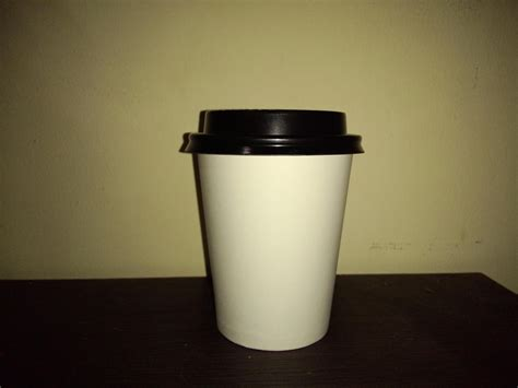 Minuman Teh Zegar jual gelas kertas minuman panas