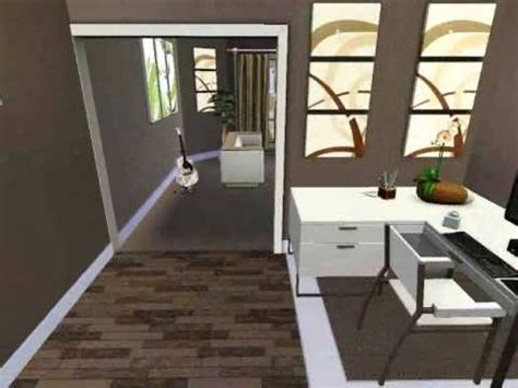 the sims 3 modern interior design youtube the sims 3 house modern wood 65 youtube