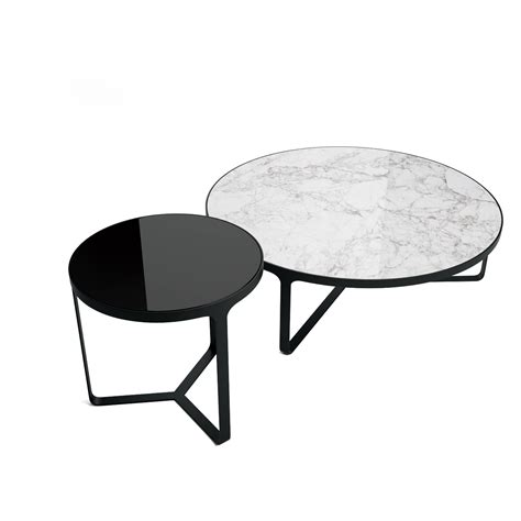 black cage table l cage tables by tacchini dimensiva