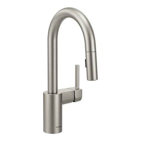 Mohen Faucets by 5965srs Moen Align Series Bar Faucet Spot Resist Stainless