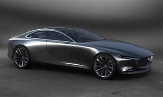mazda vision coupe concept revealed previews next